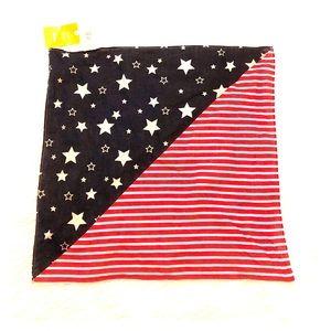 Gymboree Stars and Stripes Bandana scarf